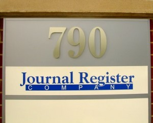 Journal Register Company Files Chapter 11