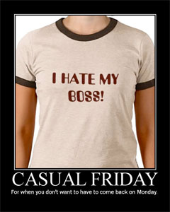 Tips for Casual Friday