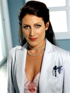 Dr. Lisa Cuddy from House MD
