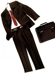 Job Interview Attire — for Men