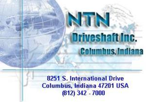 NTN Driveshaft Inc. to Add 155 Workers