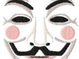 Masks Worn By Anonymous  Add to Time Warner's Profits