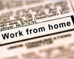 U.S. Companies Open to Work-at-Home Arrangements