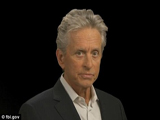 Michael Douglas Joins Hands With FBI In Ad Against Corruption In Financial Places
