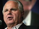 Vacuum Stares Limbaugh As Exodus Caravan Continues Unabated