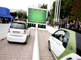 Smart Car Ping-Pong's Its Way Into Buyers Hearts