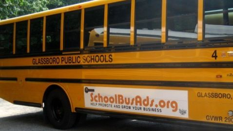 School District and Bus Advertisements