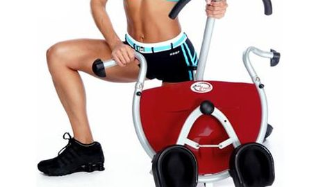 As Seen On Tv Ab Circle Pro Abs Exercise Machine Workout Dvd Review The Real Deal For This