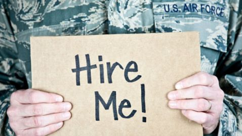 Veterans Say Finding a Job Hardest Part of Returning to Civilian Life