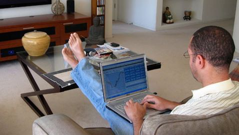 Self-Employment on the Rise