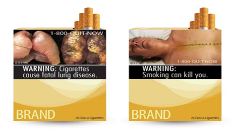 Court Rules Against Graphic Cigarette Warnings: Says, Mini Billboards Violate Free Speech