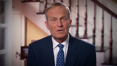 Republican Lawmaker Todd Akin Releases Web Ad: Expresses Regret For Offensive Rape Remarks