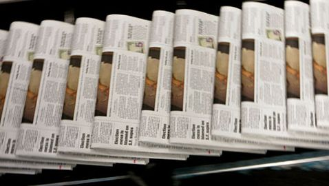 Outlook for Newspaper Industry Appears Dim
