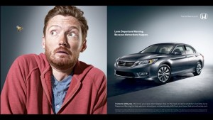 Honda's New Line of Ads Appeal to the Human-all-too-human