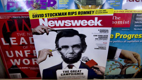 Newsweek Loses Struggle To Remain Relevant In Internet Era: To Close Shop By Year End