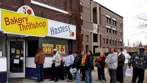 Workers at Hostess Would Rather be Unemployed