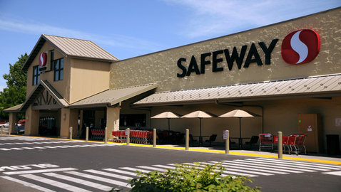 Safeway Outlook Negative