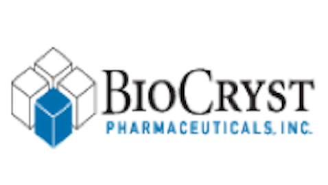 BioCryst to Cut Jobs