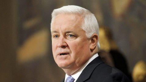 PA Governor Corbett: State Lacks Will to Pass 'Right-To-Work'