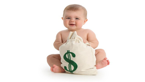 Are Americans Opting Out Of Parenthood Because A Baby Costs Too Much? Here's The Bringing-Up Baby Price Tag