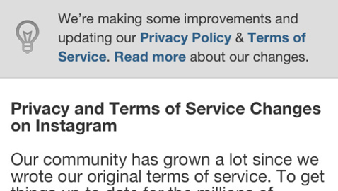 Instagram Agrees To Review New Privacy Rules After User Furor: But You Cannot Stop Them, Read The Fine Print