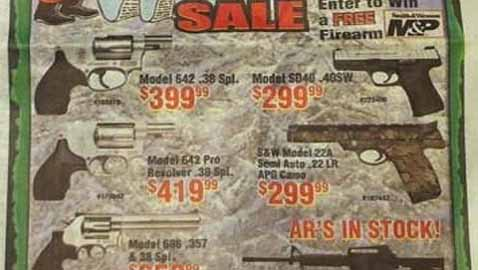 Newspaper Roundly Berated For Placing Insensitive Gun-Sales Ad Next To Tragic School Shooting