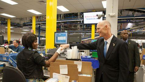 Governor Rick Scott Wants More Manufacturing Jobs in Florida