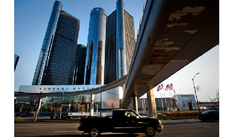 Detroit Struggles to Pay Pensions
