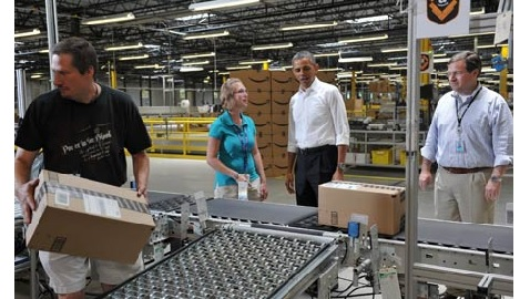 Obama Reveals New Tax Plan to Stimulate Economy