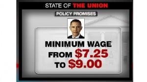 minimum wage promise