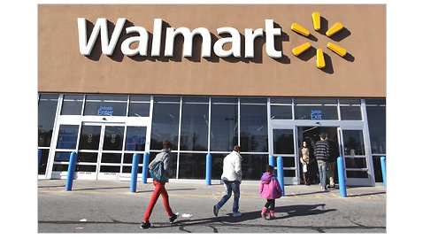 Wal-Mart Protestors Return, with Some Arrests