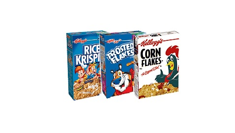 Kellogg To Fire 7 Percent