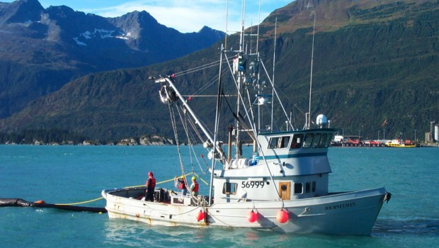 Employment in Alaskan Fisheries Increased from 2011 to 2012