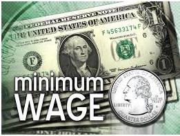 Congressional Budget Office Issues Report on Increasing Minimum Wage