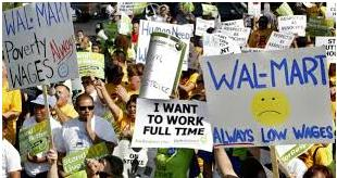 Walmart Defends Their Labor Rights