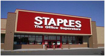Staples to Close Stores Across North America