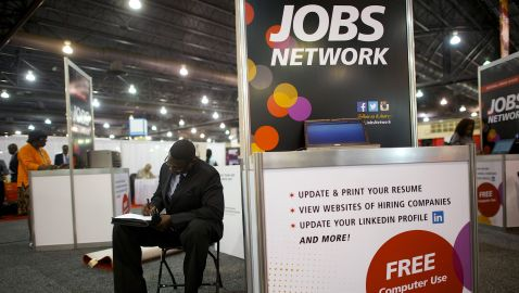 U.S. Economy Adds 192,000 Jobs in March