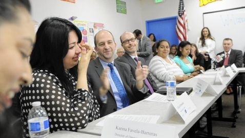 Los Angeles School Districts Reaches Settlement