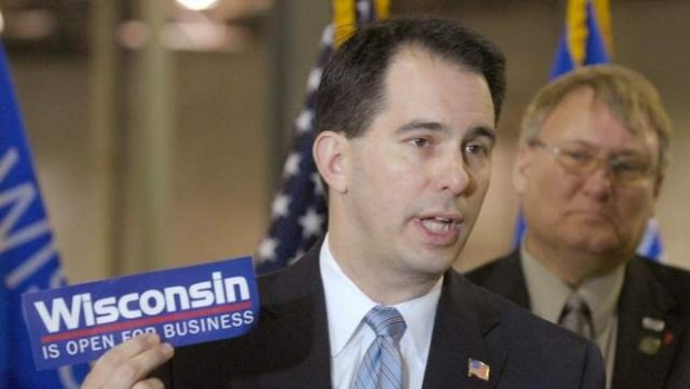 Wisconsin Governor Scott Walker Haunted by Promise to Add 250,000 Jobs