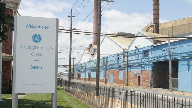 Ardagh Glass in Salem County, New Jersey Closing, Cutting 290 Jobs