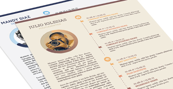 The Top Resume Templates for the Business Professional