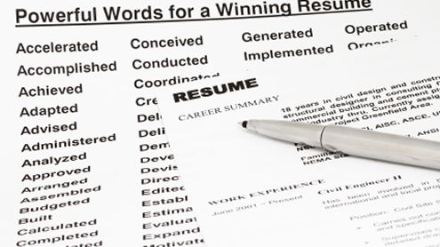 The 10 Best and 10 Worst Words to Use on a Resume