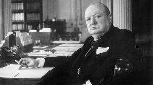 Winston Churchill, Nelson Mandela