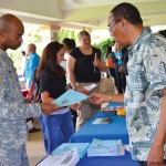 How Veterans Can Succeed at Career Fairs