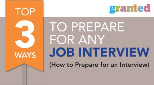 Top 3 Ways to Prepare for Any Job Interview (How to Prepare for an Interview)