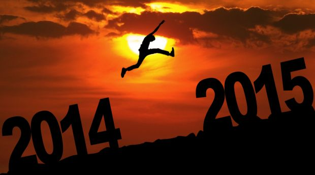 2015 New Year's Resolutions at Work