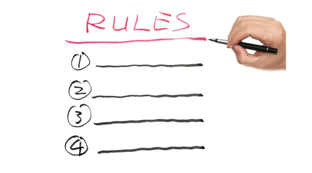 Having Rules You Live By Can Make You Successful in Your Career and Life