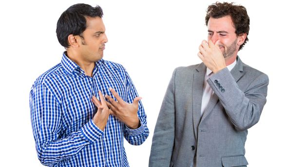 How to Talk to Your Co-workers about Bad Hygiene and Manners in the Office
