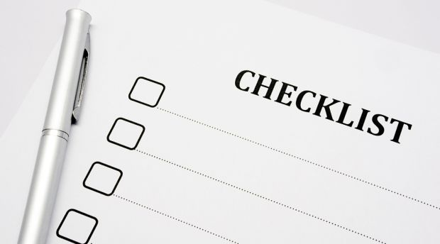 Second Semester Job Search Checklist