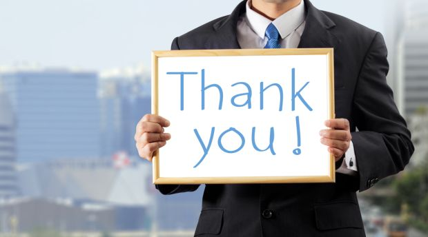 Tips on Saying Thank You after an Interview